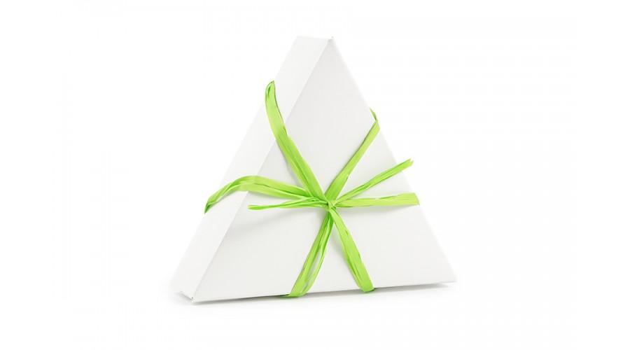 Салатова рафия для оформлення подарунків