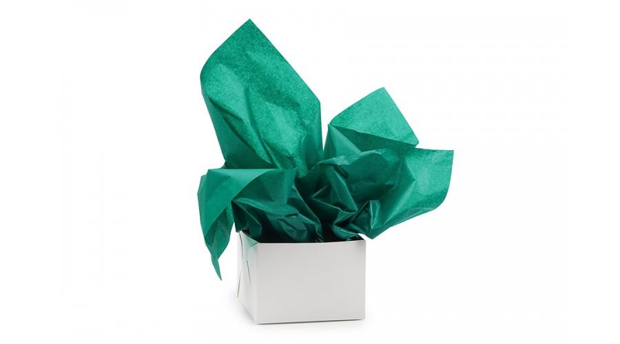 Тішью зеленого кольору