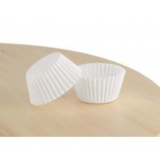 Білі формочки для цукерок, 30х24 мм. арт 3b