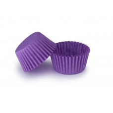 Фіолетові формочки для укладання цукерок ∅30. арт 3b