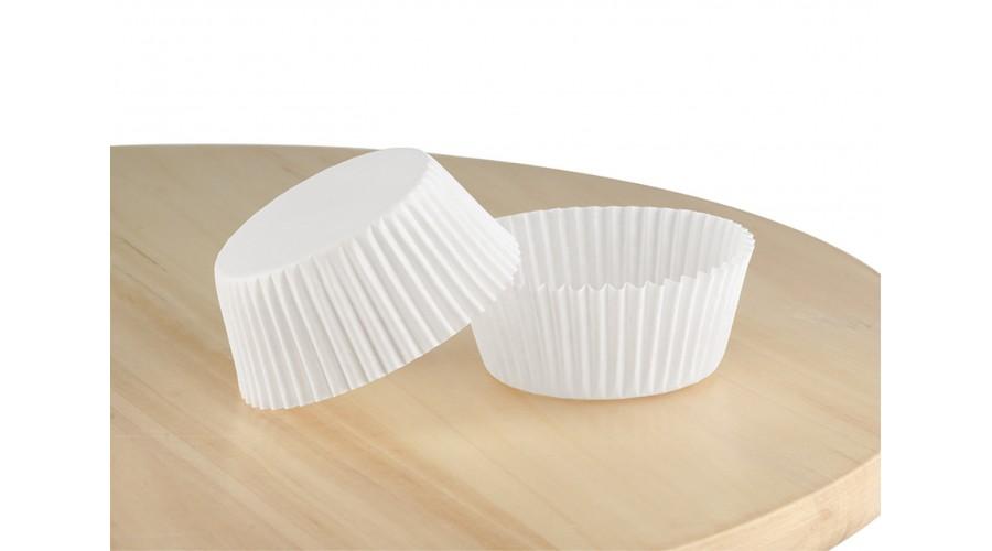 Білі форми для цукерок ∅35. арт 4а