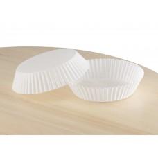 Білі форми для укладання тістечок ∅70. арт 9а