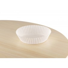 Білі форми для укладання тістечок ∅60. арт 8а