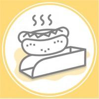Упаковка для хот дога (9)