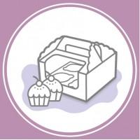 Коробка для капкейків  (27)