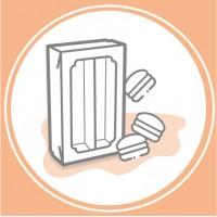 Коробки для макаронс (5)