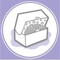 Наповнювач для коробок