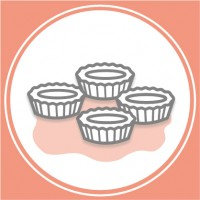 Паперові форми для тартів