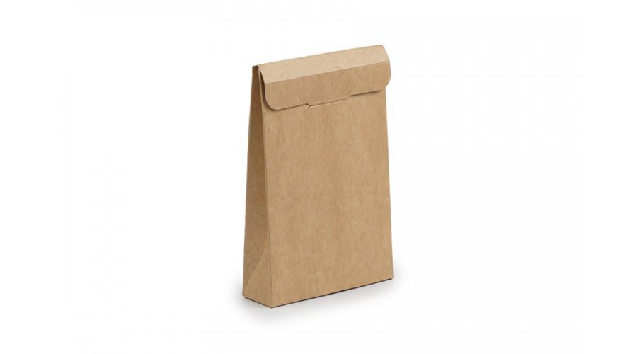 Коробка для солодощів, крафт, 100х30х150 мм (10 штук)