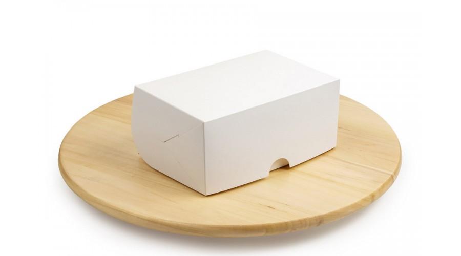 Універсальна коробка, біла, 180х120х80 мм